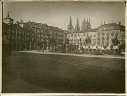 o.-Plaza Mayor de Burgos