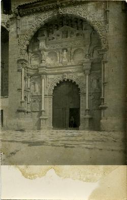 zi.-Colegiata del municipio de Torrijos en Toledo