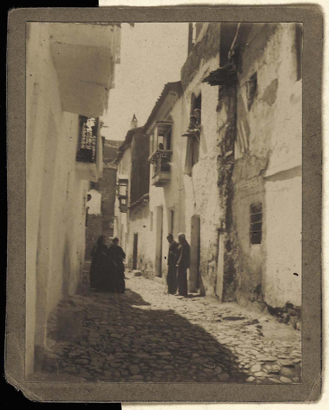 a.-Casa natal del pintor. Alcaraz (Albacete)