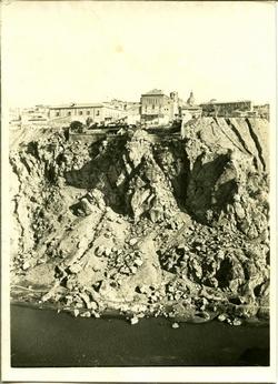 h.-Panorámica de la roca Tarpeya