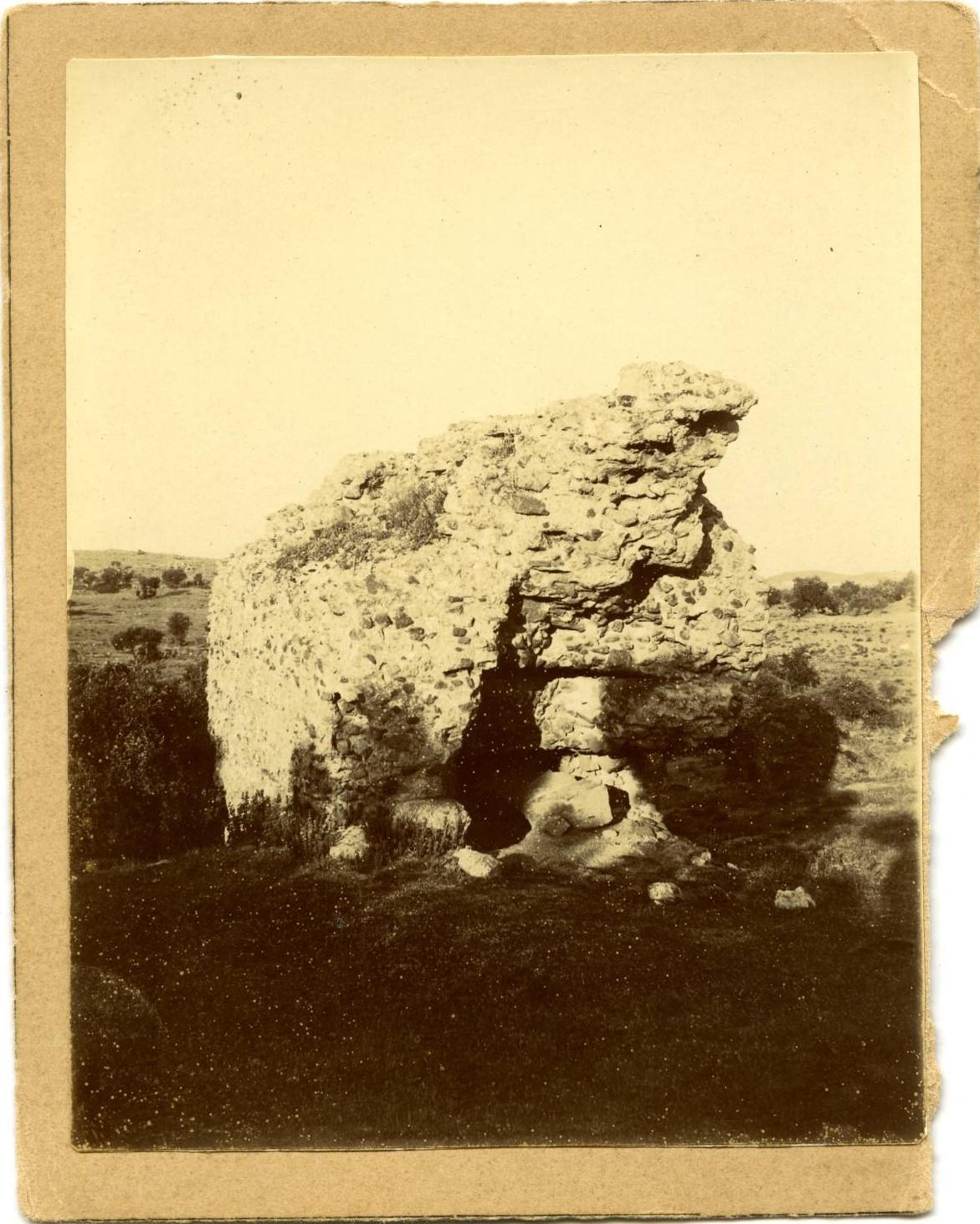 e.-Restos del Acueducto Romano en el camino de la Sisla