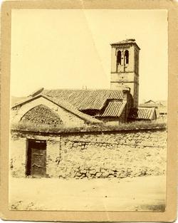 w.-Iglesia de San Sebastián en Toledo