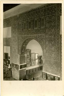 zd.-Salón de Mesa: Exposición de 1920