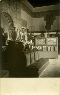 ze.-Salón de Mesa: Exposición de 1920