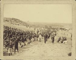 l.-Cadetes de la Academia de Infantería, hacia los Alijares
