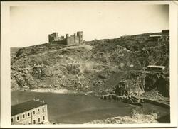 z.-Presa de Alcántara y Castillo de San Servando