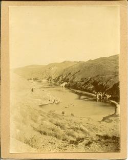 c.-Vista del río desde La Ermita de la Virgen de la Cabeza