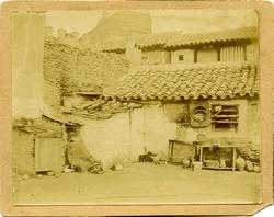 h.-Corral en el barrio de la Antequeruela