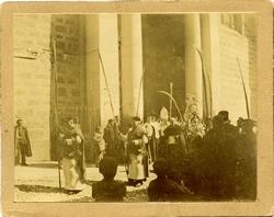 i.-Procesión del Domingo de Ramos de la Catedral
