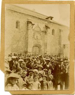 a.- Albalate de Zorita (Guadalajara). Iglesia de San Andrés