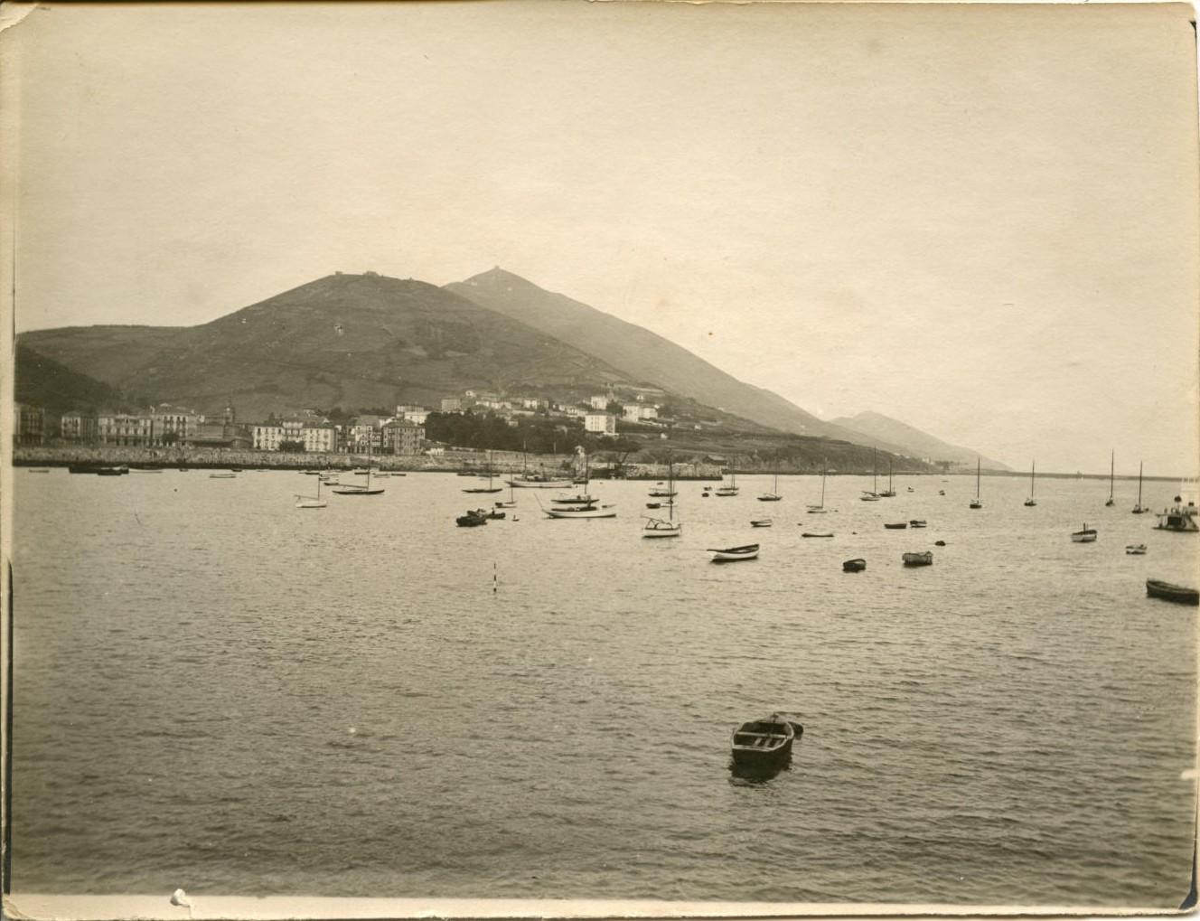 n.-Bahía de la Concha de San Sebastián (Guipúzcoa)