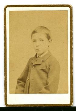 p.-Pedro Román Martínez de niño*