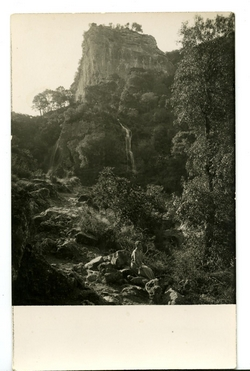 zk.-Piedra de Las Grajas en los Batanes, Alcaraz 1924