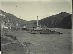 c.-Crecida del río en Las Tenerías   (14-02-1912)