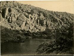 zi.-Pasarela del nuevo Puente de Alcántara