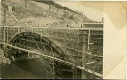 zl.-Construcción del nuevo Puente de Alcántara