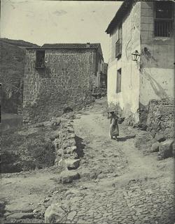 g.-Torreón del Hierro junto al río Tajo
