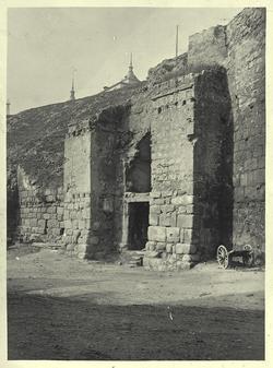 a.-Puente de Alcántara. Año 1911