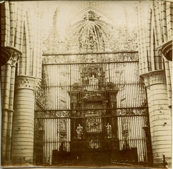k.-Altar Mayor de la Catedral (Cuenca)