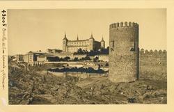 43005-Alcázar y torreón del castillo de San Servando