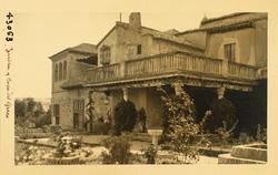 43063-Jardín y Casa de El Greco
