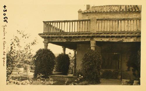 43066-Ángulo exterior de la Casa de El Greco