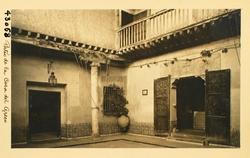 43068-Patio de la Casa de El Greco