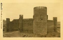 43003-Castillo de San Servando. Visto desde el sudeste