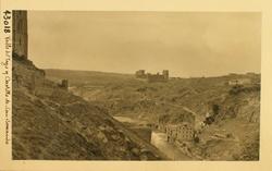 43018-Castillo de S. Servando desde la Ronda Cabestreros