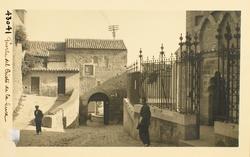 43041- Puerta de Valmardón y Mezquita del Cristo de la Luz