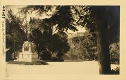 43027-Paseo de Merchán. Monumento al C. Villamartín