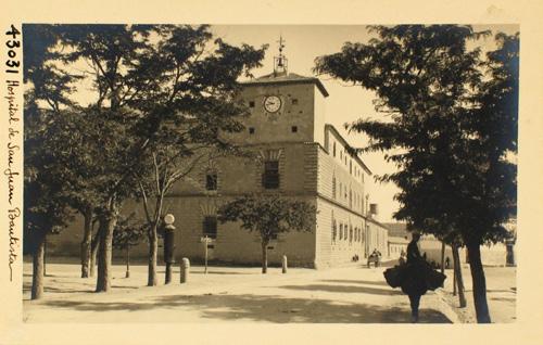 H.T.43031-Hospital de San Juan Bautista o de Tavera