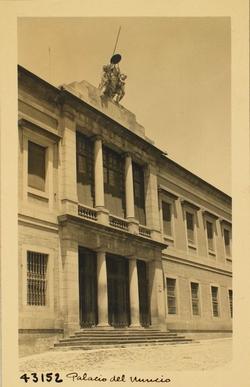 43152-Hospital del Nuncio. Fachada