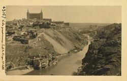 43167-Vista de Toledo y del río desde la Virgen del Valle