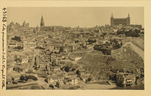 43168-Vista panorámica de Toledo desde la Virgen del Valle