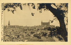 43169-Vista panorámica de Toledo desde el Valle