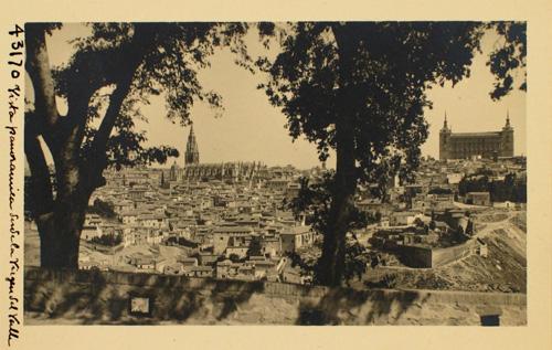 43170-Otra panorámica de Toledo desde el Valle