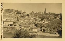 43175-Panorámica de Toledo desde la Peña del Bocado