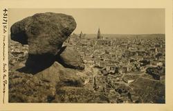 43171-Panorámica de Toledo desde la Peña del Rey Moro