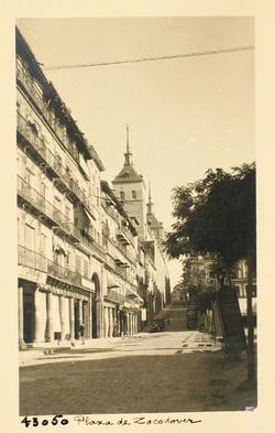 43050-Plaza de Zocodover. Cuesta del Alcázar o de Carlos V