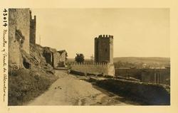 43014- Murallas y Puente de Alcántª subiendo a Doce Cantos