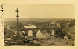 43095-Puente y cauce desde el Crucero en la Solanilla