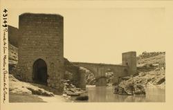 43149- Puente de San Martín y Baño de la Cava