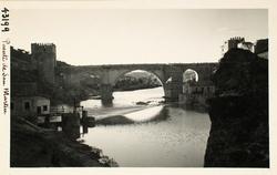 43199-S.M. El Puente desde el camino del molino de la Cruz