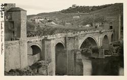 43200-S.M. El Puente desde las Vistillas de San Agustín