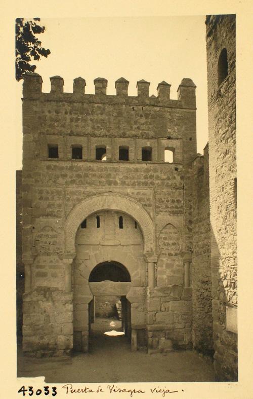 43033- Puerta de Alfonso VI o de Bisagra Vieja