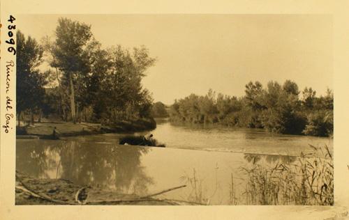 43096-Pescadores en el Tajo