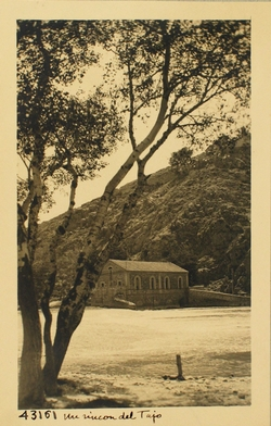 43161-El Tajo y la fábrica de electricidad de Saelices