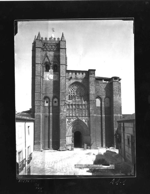 A1-1 Catedral. Fachada principal