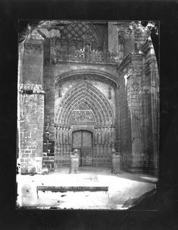A1-2 Catedral. Puerta principal